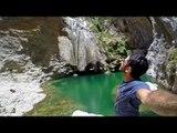 GoPro Footage Exploring a Hidden Wadi in Oman