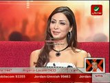 InterviewPart1 before Prime 10 Safaa & Hanaa X-Factor Rotana