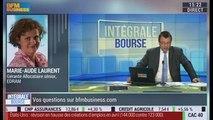 """Post-Brexit: """"Toute la semaine, à part aujourd'hui et il y a deux jours, les marchés étaient en risk off"""", Marie-Aude Laurent - 08/07"""