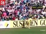 Asif Mujtaba Six On Last Ball Vs Australia 1992-93