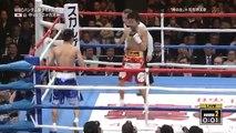 Shinsuke Yamanaka vs. Malcolm Tunacao