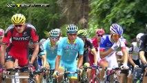 Resumen - Etapa 7 (L'Isle-Jourdain / Lac de Payolle) - Tour de France 2016