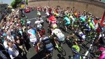 Onboard camera / Caméra embarquée - Étape 7 (L'Isle-Jourdain / Lac de Payolle) - Tour de France 2016