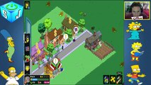 The Simpsons: Tapped Out Springfield | Superheroes Junto con Cletus y mas! #2