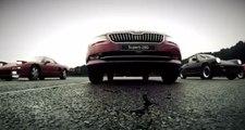 VÍDEO: Anuncio del Skoda Superb 280