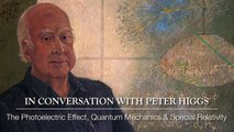 H.2. HIGGS - The Photoelectric effect, Quantum Mechanics and Special Relaitvity