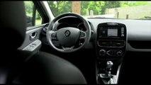 2016 New Renault CLIO Sedan and Estate - Interior Design Trailer