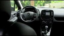 2016 New Renault CLIO Sedan and Estate - Interior Design