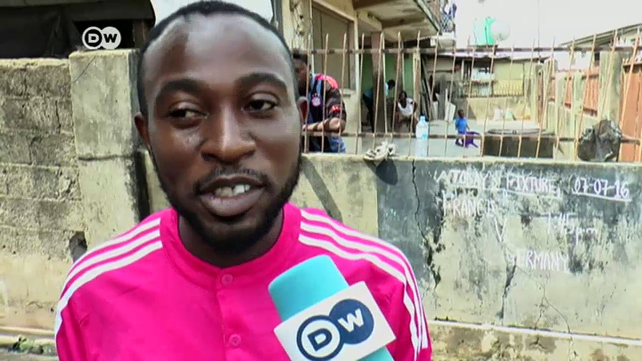 Euro 2016: African public viewing | DW News