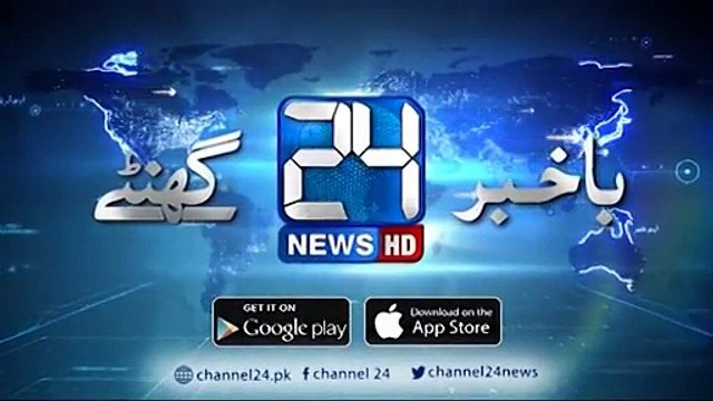 News Anchor of 24 News Burst Into Tears While Announcing The Death Of Abdul Sattar Edhi