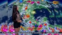 Susana Almeida Pronostico del Tiempo 8 de Julio de 2016