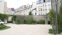Les jardins secrets de Paris #1 : Le jardin Anne Frank