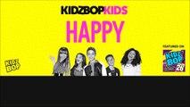 KIDZ BOP Kids - Happy with lyrics (KIDZ BOP 26)