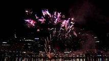 Sydney Darling Harbour Fireworks - July 2, 2016