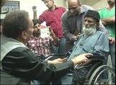 Abdul Sattar Edhi - EDHI REFUSES TO GO ABORAD