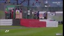 Grand Prix de Grande-Bretagne: Marcus Ericsson victime d'un accident impressionnant - Le pilote transporté à l'hôpital