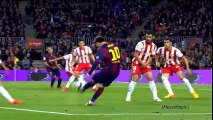 Lionel Messi -10 Virtually Impossible Goals-Not Even Possible on PlayStation ! --HD