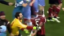THE CRAZIEST FOOTBALL FIGHTS EVER CAUGHT ON CAMERA