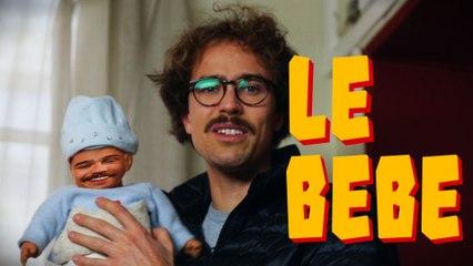 Le bébé - Bapt&Gael