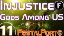 Injustice Gods Among Us - Aquaman VS Aquaman - PostalPort© - #11
