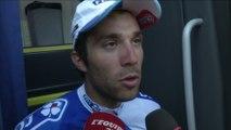 Cyclisme - Tour de France : Pinot «Presque un coup d'épée dans l'eau»