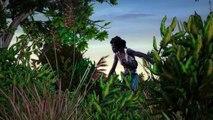 THE WALKING DEAD Michonne Extended Trailer (Telltale Games)