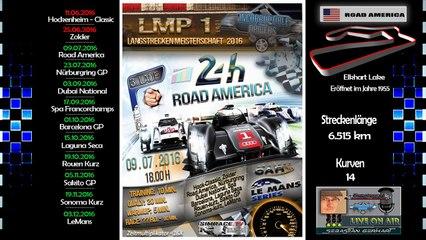 Incorruptible Drivers - LMP1 Lauf 3 Road America