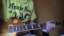 BOSS GT-10 Demo Smooth Jazz Blues Improvisation Gibson Les Paul Goldtop