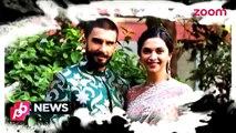 OMG!! Ranveer Singh and Deepika Padukone got engaged   Bollywood News