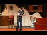 Drôle Vidéo Dominic Paquet travail avec la clientèle
