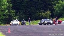 BMW M5 F1 5.8L V10 Dinan Stroker - Loudest M5 EVER!