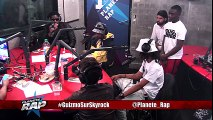Gros freestyle de Guizmo avec Lil Tai Z & Louis dans Planète Rap [Part. 3]