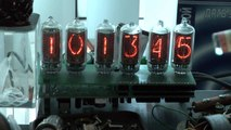 Atomic nixie tube clocks on 10-10-10.m2t