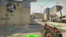 1v4 Global MM Clutch - Counter-Strike_ Global Offensive