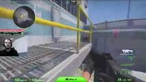 1v5 ump ace vs Gold Novas - Counter-Strike_ Global Offensive