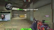 Last second 1v2 Clutch ESEA - Counter-Strike_ Global Offensive