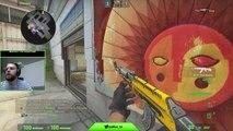ESEA 1v3 Clutch B+ Rank - Counter-Strike_ Global Offensive