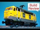 Lego 7939 Cargo Train - Stop motion Build Review (레고 화물열차 장난감 스톱모션)
