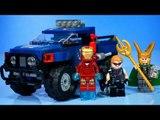 레고 어벤져스 장난감 로키의 탈출 レゴ Lego Avengers 6867 Car Toys  Build Review