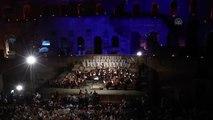 El Cem Uluslararası Senfonik Müzik Festivali Başladı