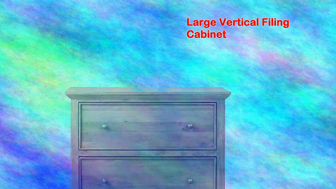 Large Vertical Filing Cabinet electronic consumers