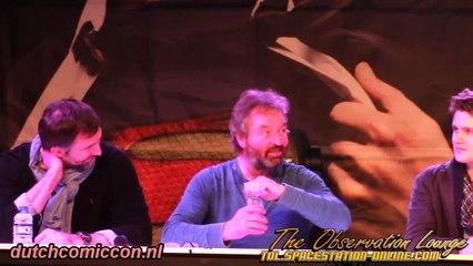 06 - Game of Thrones Panel - Dutch Comic Con 2016