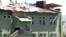 """Van """"Erciş'teki Jandarma Karakoluna Bombalı Saldırı 1 Asker ve 1 Korucu Şehit, 10 Asker ve 5 Korucu..."""