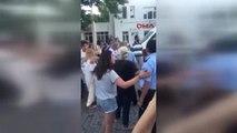 Çanakkale CHP'li Havutça, Bozcaada'da Polislerle Tartıştı 1-