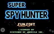 DENDY NES FAMICOM ♥ LETSPLAY GAMEPLAY WALKTHROUGH NO COMMENTARY ♥ SUPER SPYHUNTER