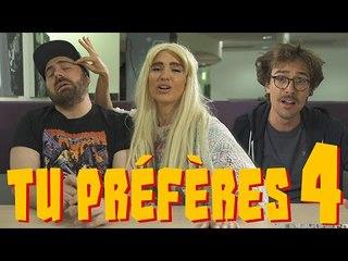 Tu Préfères ? #4  - Bapt&Gael feat Eglandine