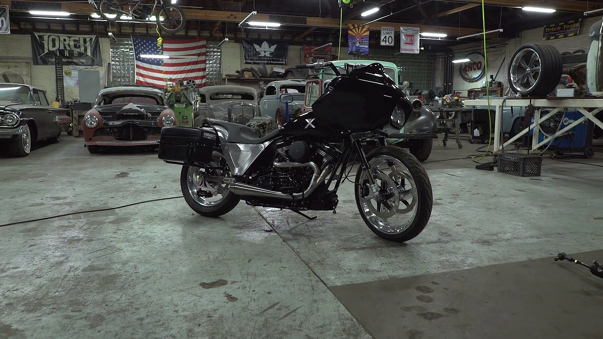 Baggers Spotlight: Justin Coleman From FXR Division