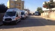 Kızıltepe'de PKK'lı Teröristlerin Kaldığı Eve Operasyon : 4 PKK'lı Öldürüldü, 6 Güvenlik Görevlisi...