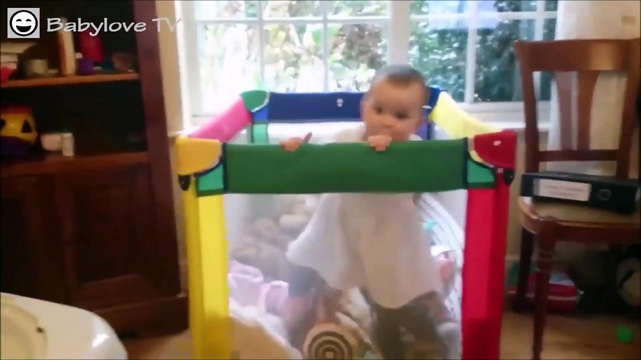Funny Babies Dancing | Best Babies Dancing Compilation 2016 | (Funny Baby Videos)