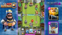 Clash Royale - Amazing Royal Giant   Balloon Deck and Attack Strategy for Arena 7 & Arena 8